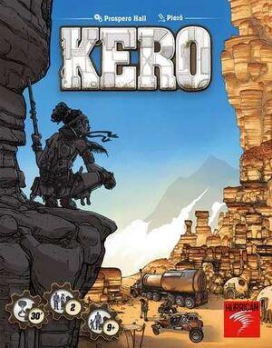 KERO. JUEGO DE MESA