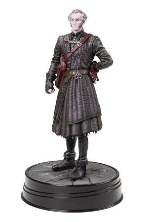 THE WITCHER 3 ESTATUA DELUXE 20 CM REGIS VAMPIRE