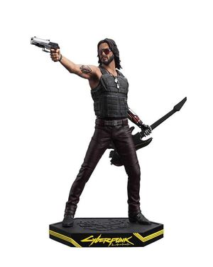 CYBERPUNK 2077 ESTATUA 24 CM JOHNNY SILVERHAND