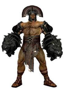 GOD OF WAR FIG 18CM SERIE 1 - HERCULES