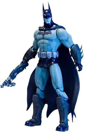 BATMAN ARKHAM CITY FIG 17CM SERIE 2 - BATMAN DETECTIVE MODE VARIANTE