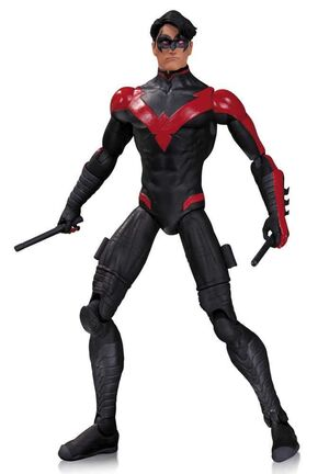 NIGHTWING FIG 17CM THE NEW 52
