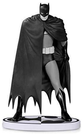 BATMAN BLACK & WHITE BY DAVID MAZZUCCHELLI ESTATUA 20 CM DC COMICS