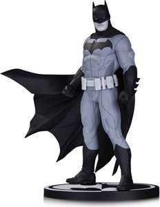 BATMAN BLACK & WHITE BY JASON FABOK ESTATUA 18 CM DC COMICS