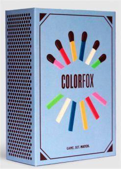 MATCHBOX CERILLAS: COLORFOX