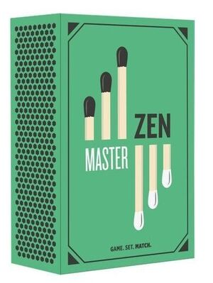 MATCHBOX CERILLAS: ZEN MASTER