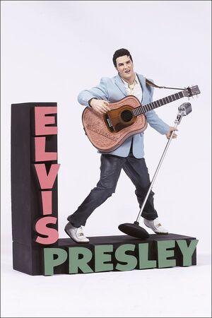 ELVIS PRESLEY 2 EARLY SIXTIES ROCKABILLY