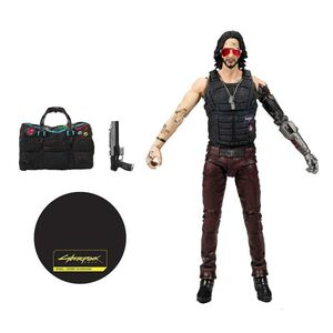 CYBERPUNK 2077 FIGURA 18CM JOHNNY SILVERHAND EXCLUSIVE