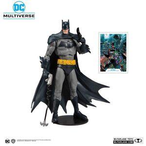 BATMAN DETECTIVE COMICS 1000 FIGURA 18 CM BATMAN DC REBIRTH