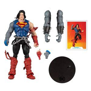 DC MULTIVERSE FIGURA BUILD A SUPERMAN 18 CM