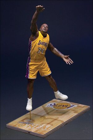 NBA SERIE 2 SHAQUILLE ONEAL FIGURA