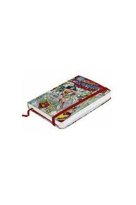 WONDER WOMAN LIBRETA 9.5X14 DC COMICS