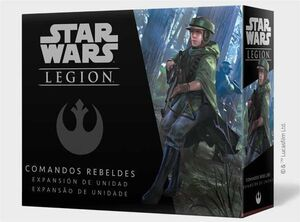 STAR WARS LEGION COMANDOS REBELDES