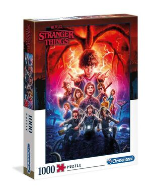 STRANGER THINGS PUZZLE 1000 PIEZAS SEASON 2
