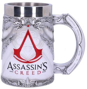 ASSASSINS CREED JARRA LOGO