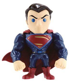 BATMAN VS SUPERMAN FIG 10 CM METALS DIE CAST SUPERMAN MOVIE VER