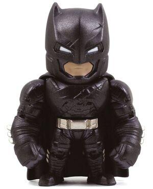 BATMAN VS SUPERMAN FIGURA BATMAN MOVIE VER. 10 CM METALS DIE CAST ARMORED