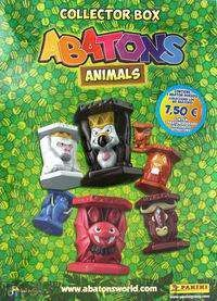 ABATONS ANIMALES COLLECTOR BOX