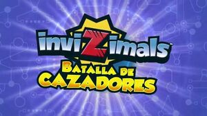 INVIZIMALS 3 MEGAPACK BATALLA DE CAZADORES