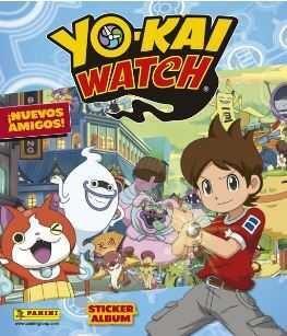 YOKAI WATCH 2: STICKER ALBUM