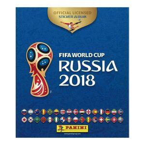 WORLD CUP RUSIA 2018 ALBUM