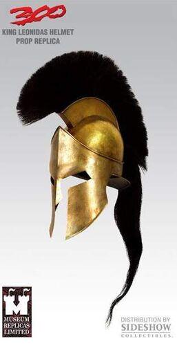 300 CASCO LEONIDAS ESCALA 1:1