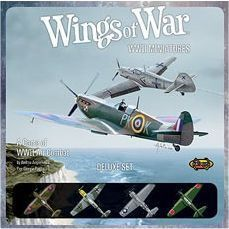 WINGS OF WAR MINIATURES SEGUNDA GUERRA MUNDIAL DELUXE SET