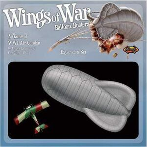 WINGS OF WAR: BALLOON BUSTERS (DE GUILBERT)