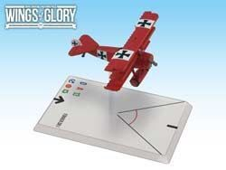 WINGS OF GLORY - SERIE WW1 FOKKER DR I VON RICHTHOFEN