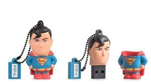SUPERMAN MEMORIA USB 8 GB DC COMICS