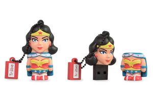 WONDER WOMAN MEMORIA USB 8 GB DC COMICS