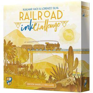 RAILROAD INK: EDICION AMARILLA