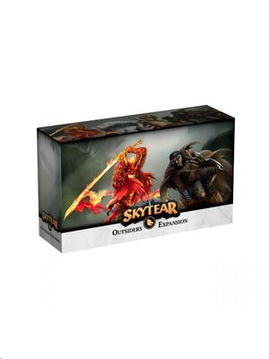 SKYTEAR: OUTSIDERS. EXPANSION