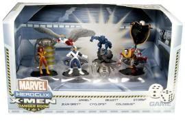 MARVEL HEROCLIX SINISTER X-MEN DANGER ROOM
