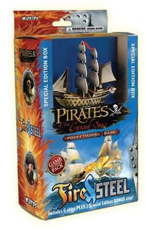 PIRATES FIRE & STEEL VALUE BOX