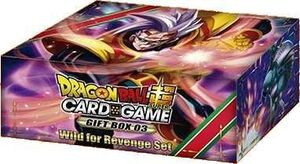 DRAGON BALL TCG GIFT BOX 03
