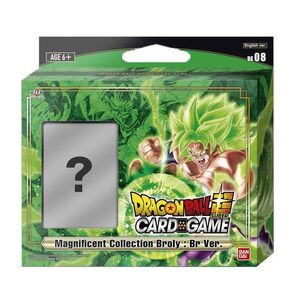 DRAGON BALL TCG MAGNIFICENT COLLECTION BROLY