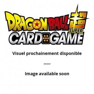 DRAGON BALL TCG DRAFT BOX 6