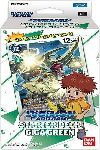 DIGIMON CARD GAME STARTER DECK 4 GIGA GREEN