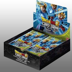 DRAGON BALL TCG BOOSTER 15 UNISON WARRIOR SERIES 6 SOBRE