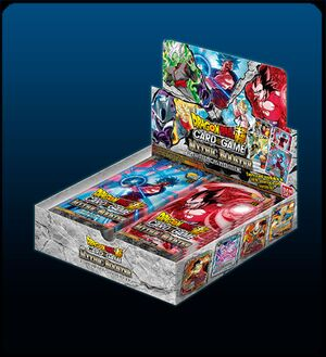 DRAGON BALL TCG ARCHIVE BOOSTER 01