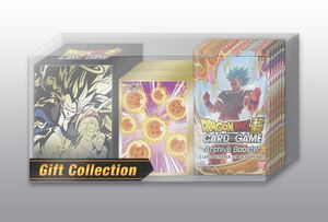 DRAGON BALL TCG ARCHIVE BOOSTER GIFT COLLECTION 01