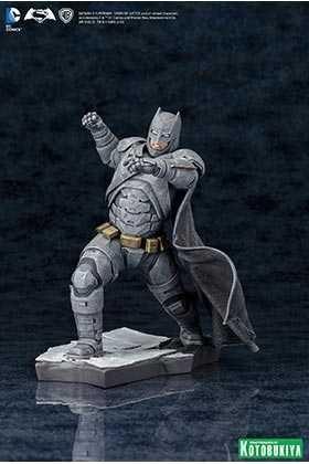 BATMAN VS SUPERMAN: DAWN OF JUSTICE ESTATUA 21 CM BATMAN DC COMICS ARTFX+