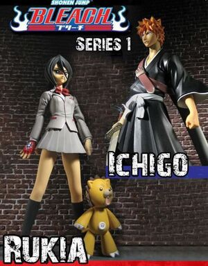 BLEACH ACTION FIGURE SERIE 1 - ICHIGO