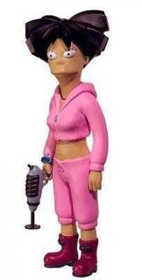FUTURAMA FIG 15CM SERIE 6 - AMY