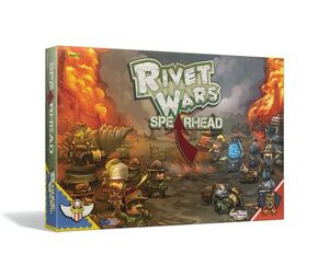 RIVET WARS: SPEARHEAD