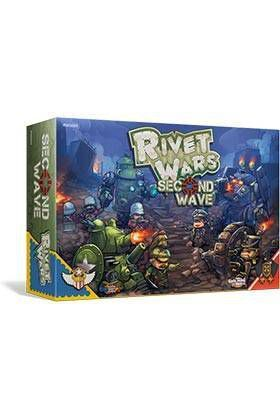 RIVET WARS: SECOND WAVE