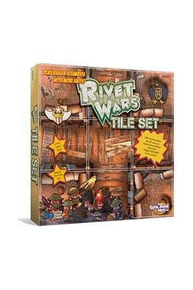 RIVET WARS: TILE SET