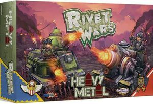 RIVET WARS: HEAVY METAL