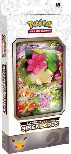 POKEMON JCC SINGULARES: SHAYMIN